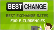 E-money exchange rates listing