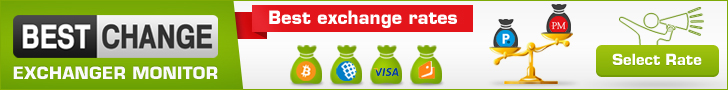 E-currency exchange rates from 150 Internet exchangers!