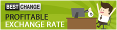 Electronic currency exchange rates listing